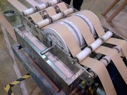 مراحل تولید ورق کارتن , کارتن سازی , کاغذ