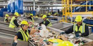 خط تولید بازیافت کاغذ کارتن مقوا